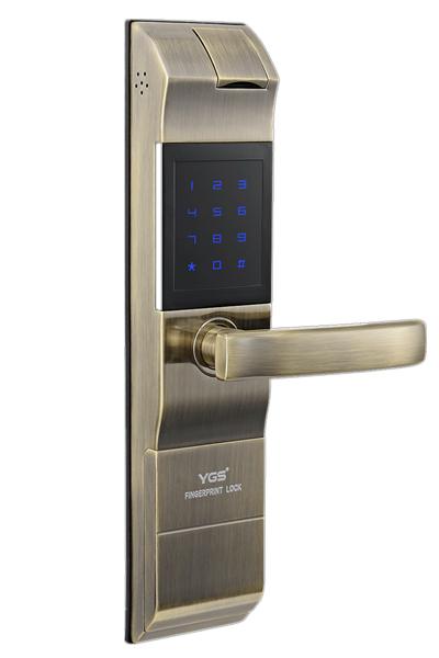 YGS指纹密码锁